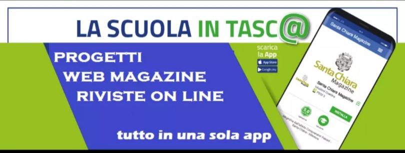 Scarica l'app Santa Chiara Magazine