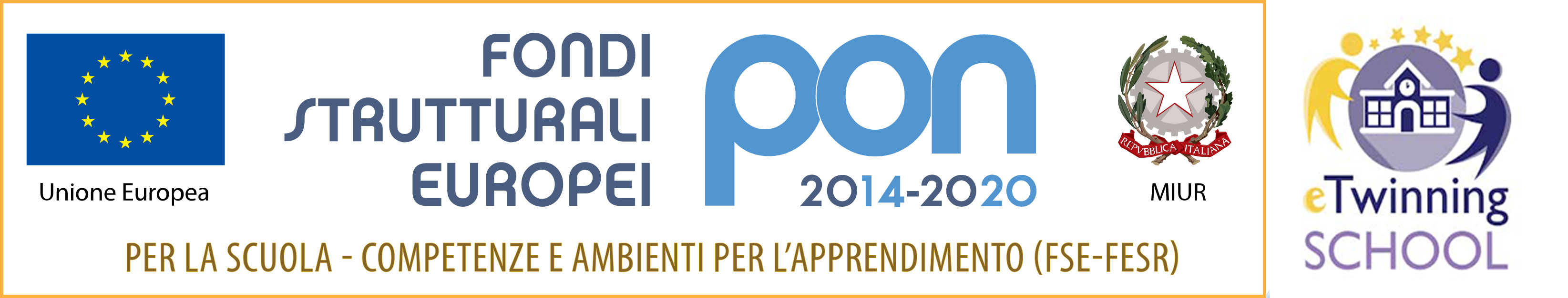 PON-2014-2020 e eTwinning